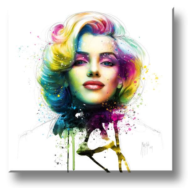 Eternal Marilyn - exclusivité de la galerie Murciano