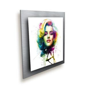 Eternal Marilyn (ice millenium blanc)