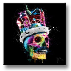 Freddie Mercury Skull- tirage unique - Patrice MURCIANO