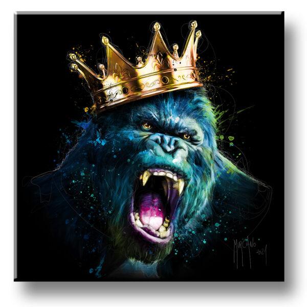 Le Roi Kong - exclusivité de la galerie Murciano