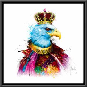 Aigle royal - tirage unique - - Patrice MURCIANO