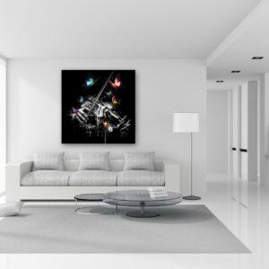 Transcendance - peinture tableau Patrice MURCIANO exclusive