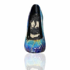 sculpture patrice Murciano Fashion shoes - pièce unique