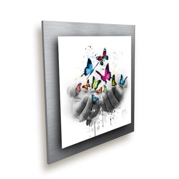 freedom colors metal ice millenium métal - Patrice Murciano