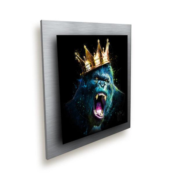 Le Roi Kong metal ice millenium Métal - Patrice Murciano
