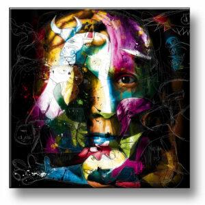 Picasso Guernica peinture tableau Patrice MURCIANO exclusive
