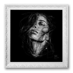 Pleasure in the darkness - toile encadrée Patrice Murciano Prestige