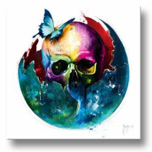 Redemption peinture tableau Patrice MURCIANO exclusive