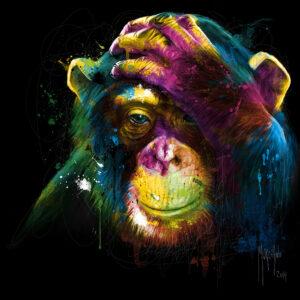 Darwin preoccupations - Poster PREMIUM authentique de Patrice MURCIANO