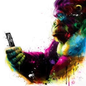New Kong - Poster PREMIUM authentique de Patrice MURCIANO