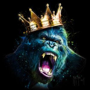 King Kong - Poster PREMIUM authentique de Patrice MURCIANO