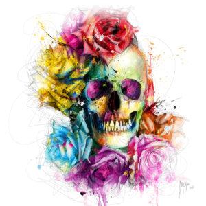 Dead or Alive-Poster PREMIUM authentique de Patrice MURCIANO