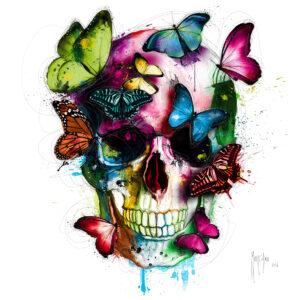 Souls'S Flowers-Poster PREMIUM authentique de Patrice MURCIANO