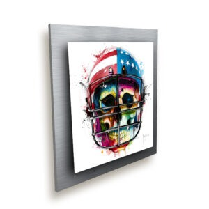 Born in the USA - toile peinture - Galerie d'Art dans l'Hérault - art contemporain pop art by Murciano