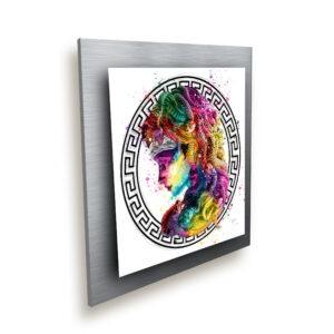 Medusa - oeuvre contemporaine pour décoration d'intérieur
