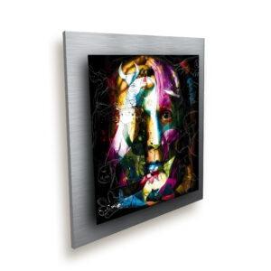 Picasso - toile peinture - Galerie d'Art dans l'Hérault - art contemporain pop art by Murciano
