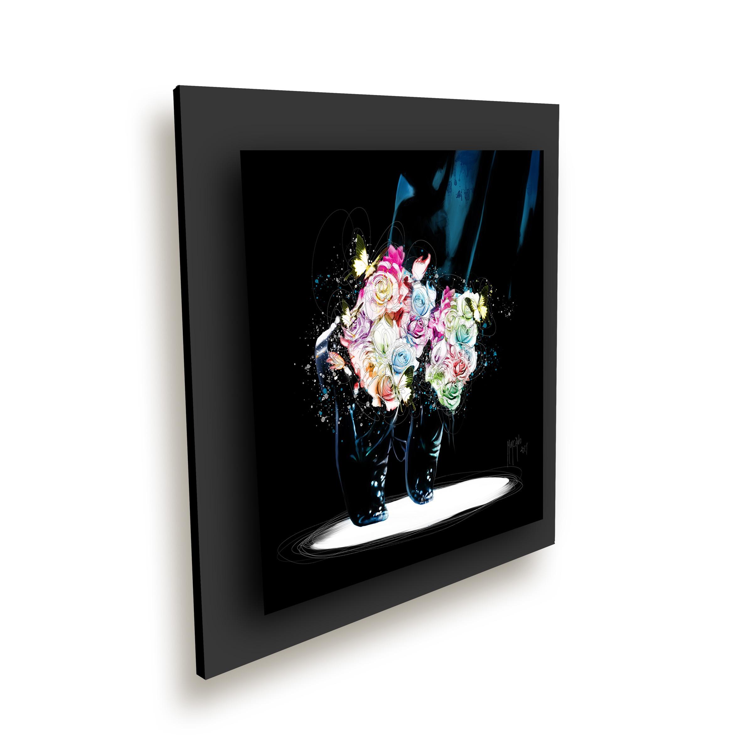 mickael jackson toile peinture - Galerie d'Art dans l'Hérault - art contemporain pop art by Murciano