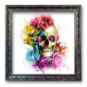 Dead or alive - toile peinture - Galerie d'Art dans l'Hérault - art contemporain pop art by Murciano
