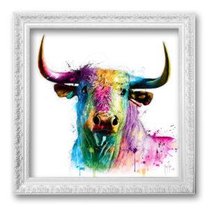 El Toro - toile peinture - Galerie d'Art dans l'Hérault - art contemporain pop art by Murcianotoile peinture - Galerie d'Art dans l'Hérault - art contemporain pop art by Murciano