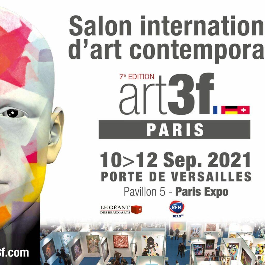 art3f - salon paris murciano