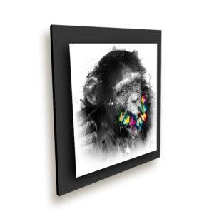 Don't speak - toile peinture - Galerie d'Art dans l'Hérault - art contemporain pop art by Murcianotoile peinture - Galerie d'Art dans l'Hérault - art contemporain pop art by Murciano