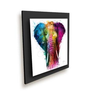 Africa POP - toile peinture - Galerie d'Art dans l'Hérault - art contemporain pop art by Murciano
