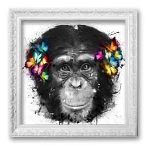 Don't hear - toile peinture - Galerie d'Art dans l'Hérault - art contemporain pop art by Murcianotoile peinture - Galerie d'Art dans l'Hérault - art contemporain pop art by Murciano