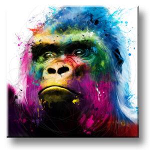 gorilla - murciano toile peinture
