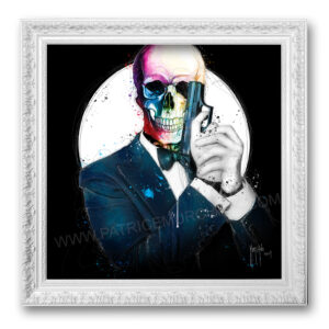 no time to die james bond 007 by murciano